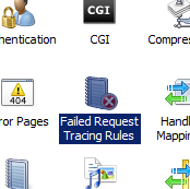 Failed Request Tracing